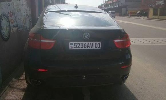 Voiture à vendre BMW X3 Noir - Kinshasa - Bandalungwa