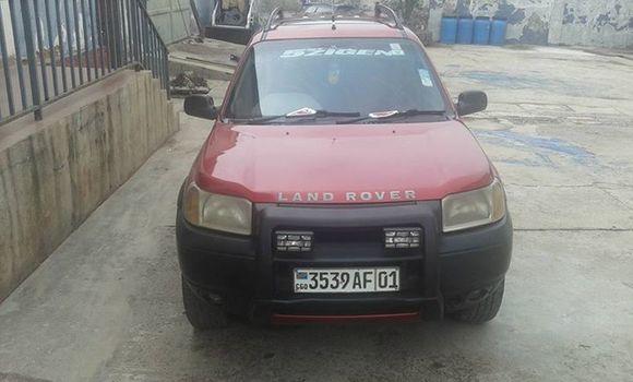 Voiture à vendre Land Rover Freelander Rouge - Kinshasa - Bandalungwa