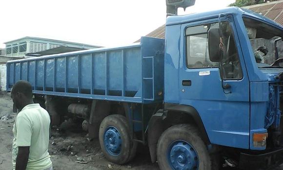 Utilitaire à vendre Volvo F4 Bleu - Kinshasa - Ngaliema
