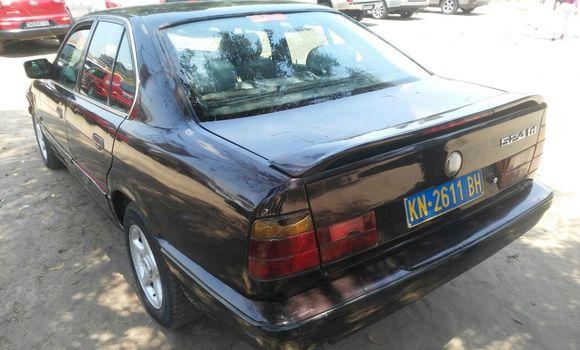 Voiture à vendre BMW 530i Noir - Kinshasa - Limete