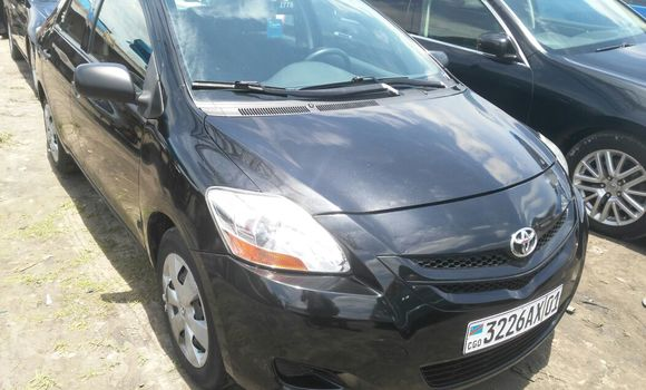 Voiture à vendre Toyota Yaris Noir - Kinshasa - Kasa Vubu