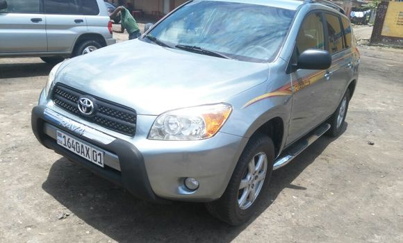 Voiture à vendre Toyota RAV4 Vert - Kinshasa - Kasa Vubu