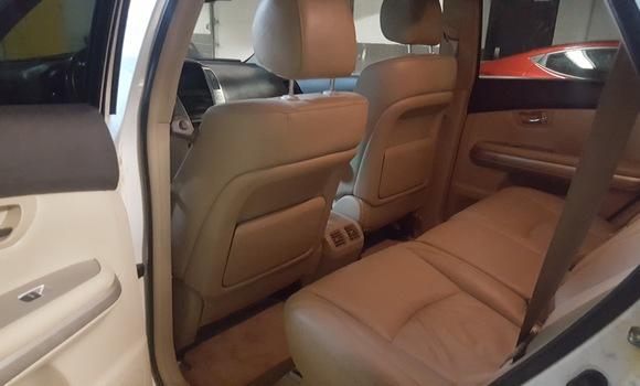 Voiture à vendre Lexus RX 400H Blanc - Kinshasa - Bandalungwa