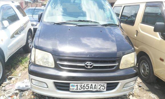Voiture à vendre Toyota Noah Noir - Kinshasa - Kasa Vubu