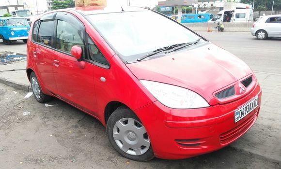 Voiture à vendre Mitsubishi Colt Rouge - Kinshasa - Masina
