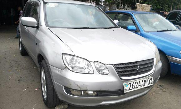 Voiture à vendre Mitsubishi Outlander Gris - Kinshasa - Ndjili