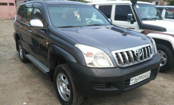 Voiture à vendre Toyota Land Cruiser Prado Gris - Kinshasa - Kasa Vubu