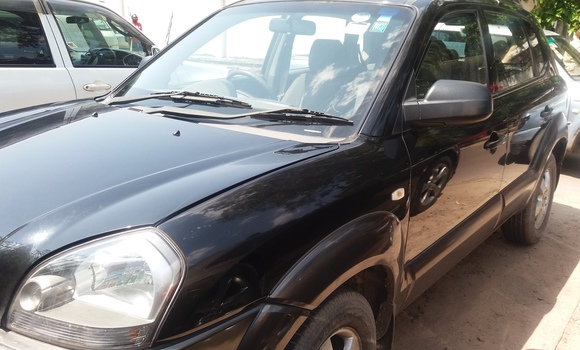 Voiture à vendre Hyundai Tucson Noir - Kinshasa - Gombe