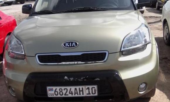 Voiture à vendre Kia Soul Vert - Kinshasa - Bandalungwa