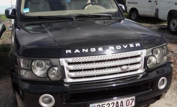 Voiture à vendre Land Rover Defender Noir - Kinshasa - Bandalungwa