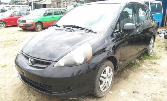 Voiture à vendre Honda Fit Noir - Kinshasa - Kalamu
