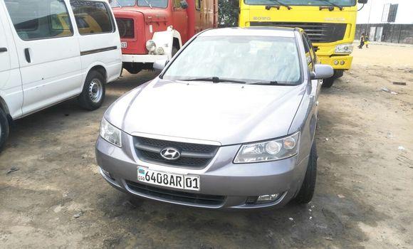 Voiture à vendre Hyundai Sonata Gris - Kinshasa - Kalamu