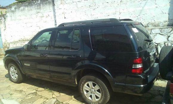 Voiture à vendre Ford Explorer Noir - Kinshasa - Bandalungwa