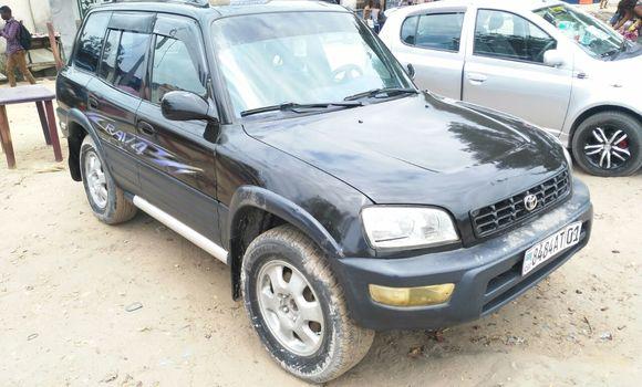 Voiture à vendre Toyota RAV4 Noir - Kinshasa - Limete