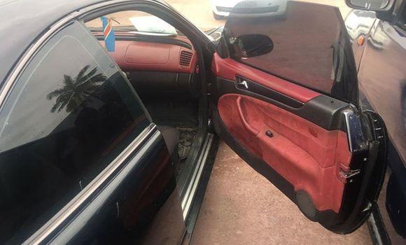 Voiture à vendre Mercedes Benz CLK-Class Noir - Kinshasa - Bandalungwa