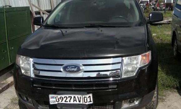 Voiture à vendre Ford Edge Noir - Kinshasa - Bandalungwa