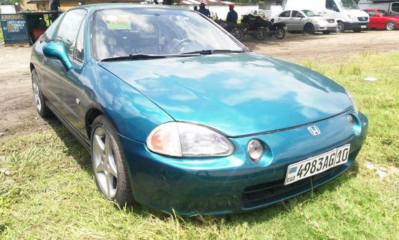 Voiture à vendre Honda CR-V Vert - Kinshasa - Limete