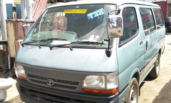 Voiture à vendre Toyota Hiace Bleu - Kinshasa - Bandalungwa