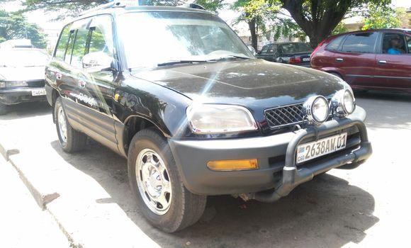 Voiture à vendre Toyota RAV4 Noir - Kinshasa - Bandalungwa
