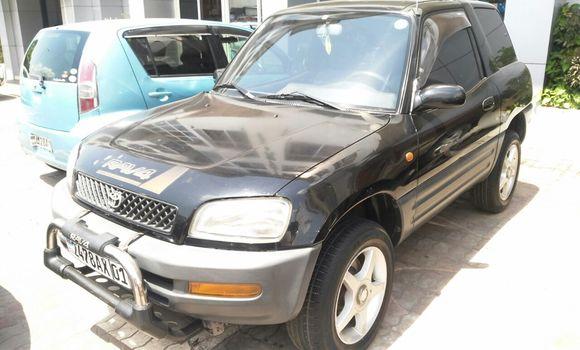 Voiture à vendre Toyota RAV4 Noir - Kinshasa - Kinshasa