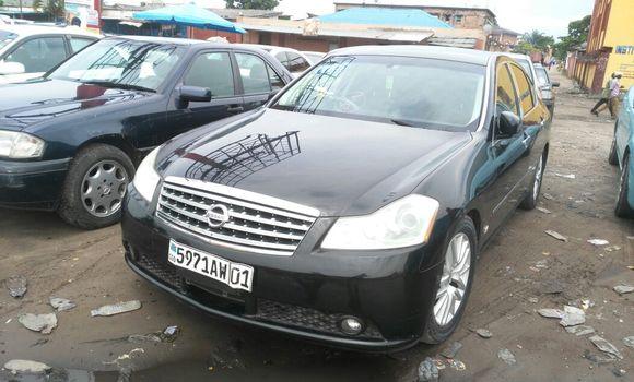 Voiture à vendre Nissan Fuga Noir - Kinshasa - Kasa Vubu
