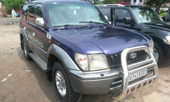 Voiture à vendre Toyota Land Cruiser Prado Bleu - Kinshasa - Kasa Vubu