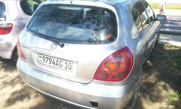 Voiture à vendre Nissan Almera Gris - Kinshasa - Ngaliema