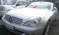 Voiture à vendre Mercedes Benz CLS-Class Gris - Kinshasa - Ngaliema - CarWangu
