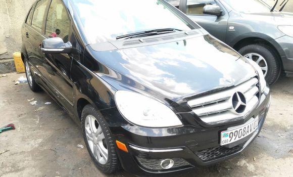 Voiture à vendre Mercedes Benz B180 CDI Noir - Kinshasa - Bandalungwa