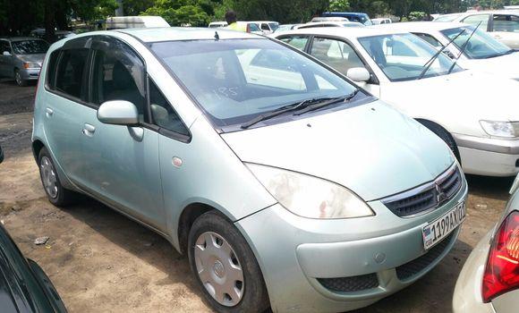 Voiture à vendre Mitsubishi Colt Bleu - Kinshasa - Kalamu