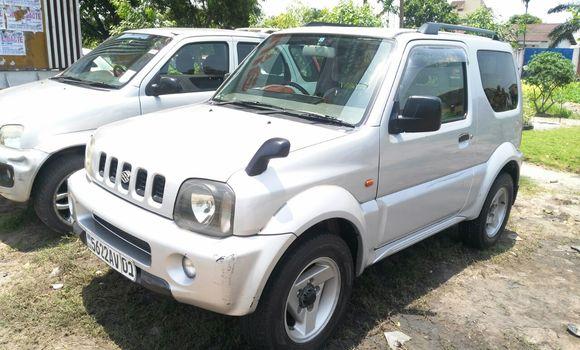 Voiture à vendre Suzuki Jimny Gris - Kinshasa - Limete