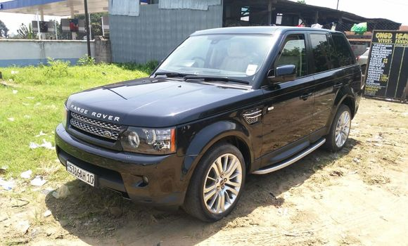 Voiture à vendre Land Rover Range Rover Sport Noir - Kinshasa - Kalamu