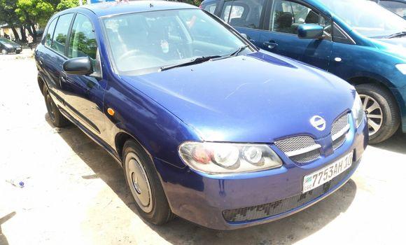 Voiture à vendre Nissan Almera Bleu - Kinshasa - Limete