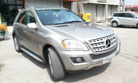 Voiture à vendre Mercedes Benz ML-Class Gris - Kinshasa - Kinshasa