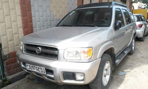 Voiture à vendre Nissan Pathfinder Gris - Kinshasa - Kinshasa