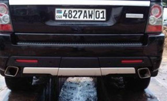 Voiture à vendre Land Rover Range Rover Sport Noir - Kinshasa - Bandalungwa