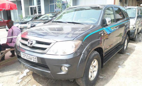 Voiture à vendre Toyota Fortuner Gris - Kinshasa - Kinshasa