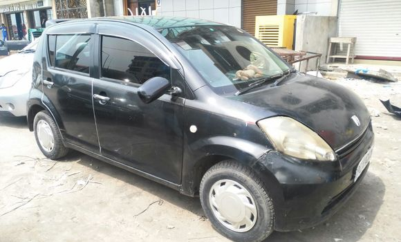 Voiture à vendre Toyota Passo Noir - Kinshasa - Kinshasa