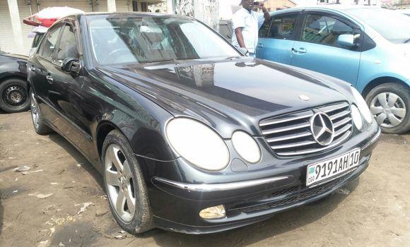 Voiture à vendre Mercedes Benz E-Class Noir - Kinshasa - Kinshasa