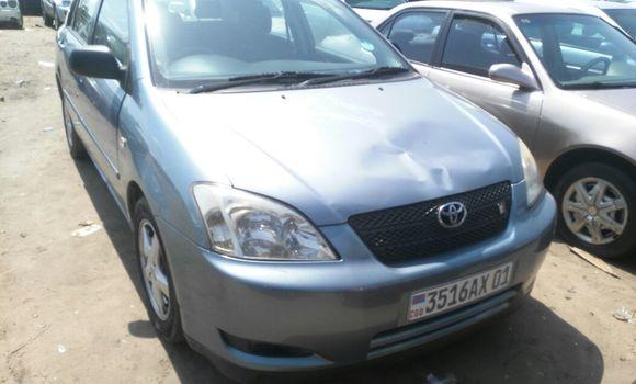 Voiture à vendre Toyota Corolla Gris - Kinshasa - Kalamu