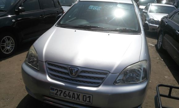 Voiture à vendre Toyota Allex Gris - Kinshasa - Kalamu