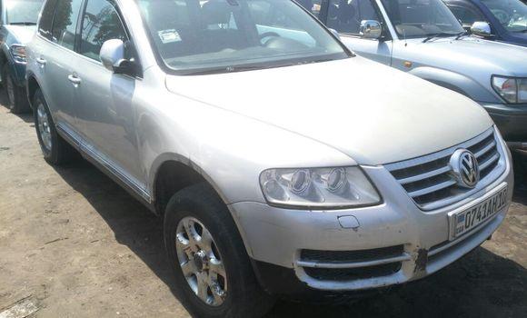 Voiture à vendre Volkswagen Touareg Gris - Kinshasa - Kalamu