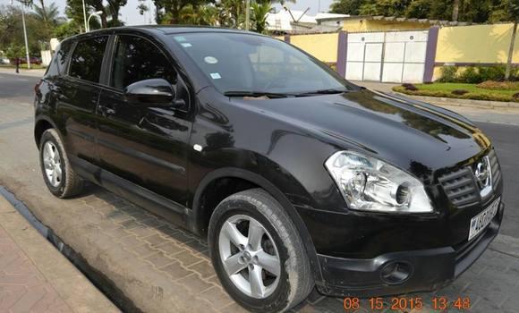 Voiture à vendre Nissan Qashqai Noir - Kinshasa - Bandalungwa