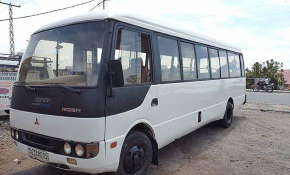 Utilitaire à vendre Mitsubishi Van Blanc - Kinshasa - Bandalungwa