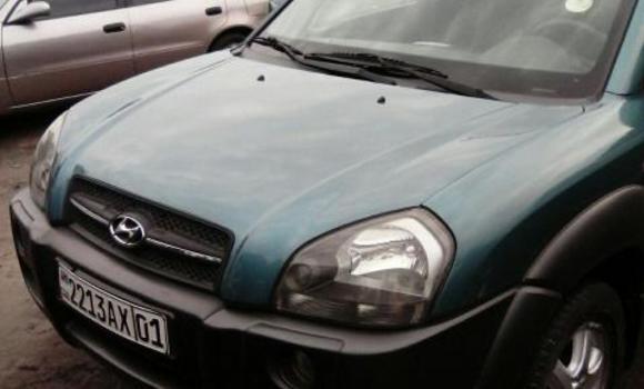 Voiture à vendre Hyundai Tucson Autre - Kinshasa - Bandalungwa
