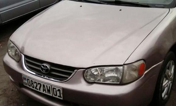 Voiture à vendre Toyota Corolla Autre - Kinshasa - Bandalungwa