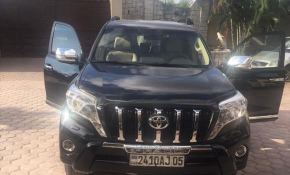 Voiture à vendre Toyota Prado Noir - Kinshasa - Bandalungwa