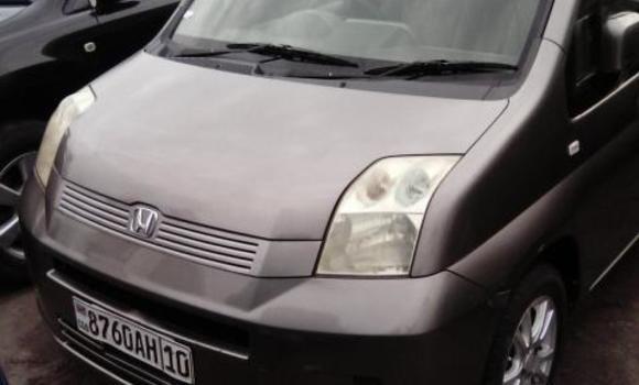 Voiture à vendre Honda Mobilio Gris - Kinshasa - Bandalungwa