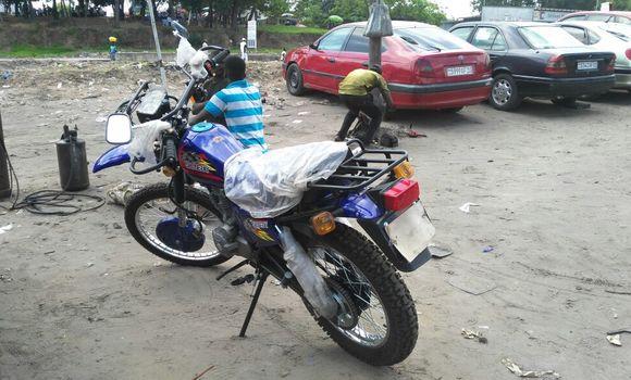 Moto à vendre Senke SK150 Bleu - Kinshasa - Ngaliema